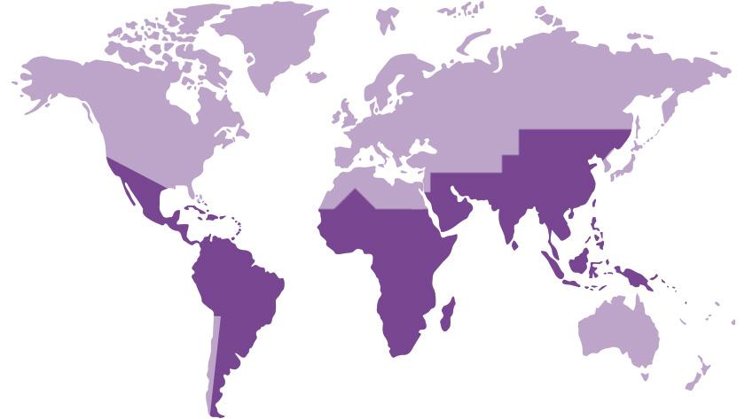 Cuales Son Los Continentes Con Mayor Presencia De Malaria O Paludismo