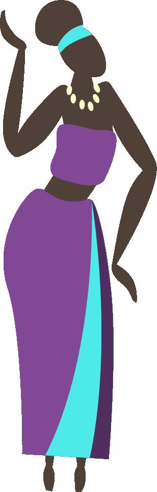 malaria mujer